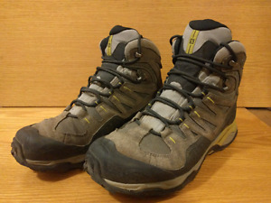Salomon Conquest GTX mens sz10 backpacking/hiking boot