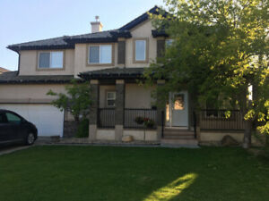 Red Deer House Rental 4-5 bedroom