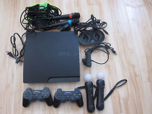 Sony Playstation 3 - 360 Gb, Slim
