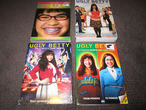 Ugly Betty - Complete TV Series - Seasons 1 to 3 available, NEW