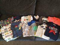 Baby Boys 12-18 Month Next T Shirt Bundle