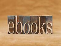 eBooks in mobi format for the main eReader. 2000+Books on DVD.