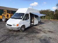 Transit Camper Van 1995 DIESEL