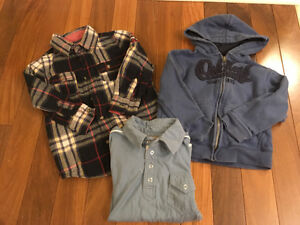 Boys size 5T and 6T clothing