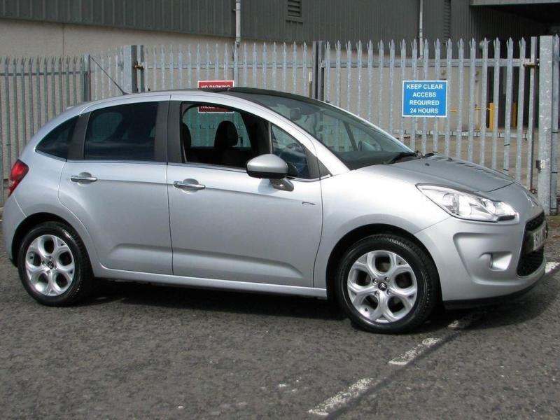 citroen c3 exclusive 2011 petrol manual in silver in elgin moray gumtree. Black Bedroom Furniture Sets. Home Design Ideas