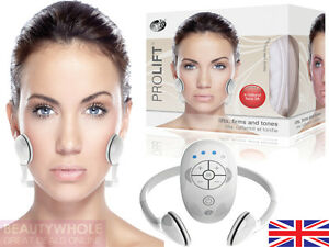 Rio Prolift EMS Skin Care Face Toner Muscle Lifting Firming Exerciser