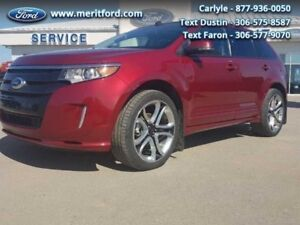 2014 Ford Edge Sport  - One owner - Local - Trade-in