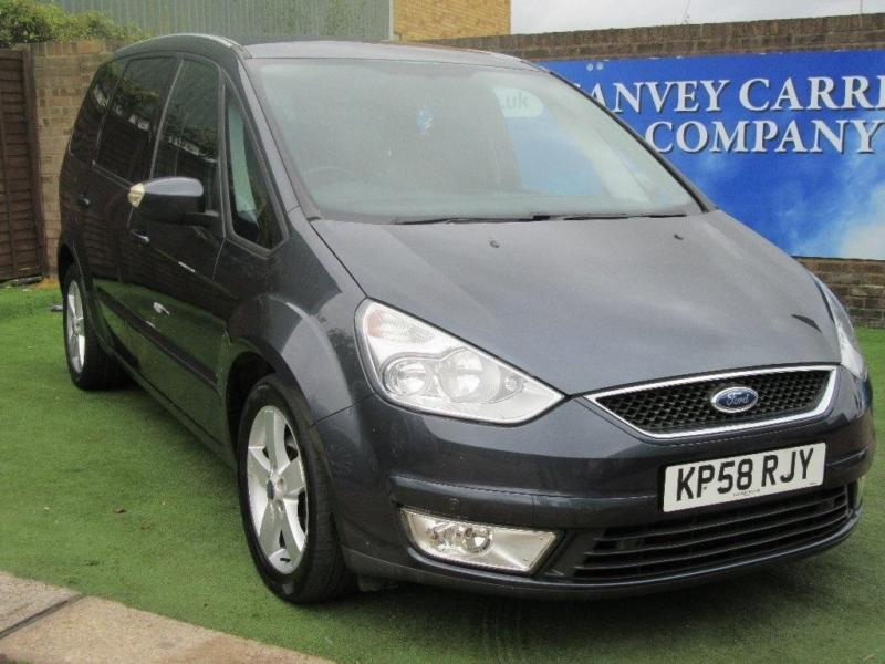 2008 Ford Galaxy 1.8 TDCi Zetec 5dr (6 speed)
