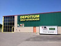 Depotium Pointe-Aux-Trembles La Référence En Entreposage
