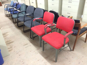 Boardroom and Waiting Room Chairs!