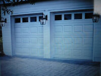 GARAGE DOOR FOR SALE !!