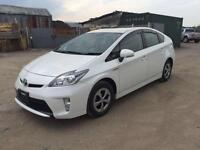 TOYOTA PRIUS 2013/62 PETROL - AUTOMATIC - NEWLY IMPORTED FROM JAPAN