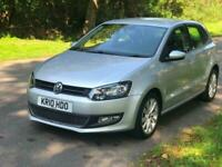 2010 Volkswagen Polo 1.4 SEL 5dr* Faultless Drive* New timing belt * Water pump