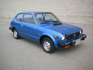 1979 Honda Civic-Showroom Condition