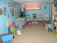 Private Home Daycare in Pierrefonds