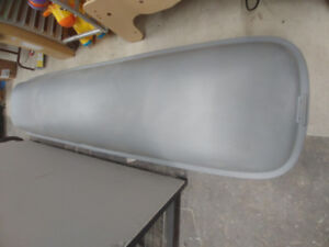 Ski roof box for sale