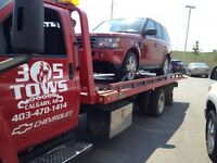 TOWING FOR LESSLONG WEEKEND SPECIAL