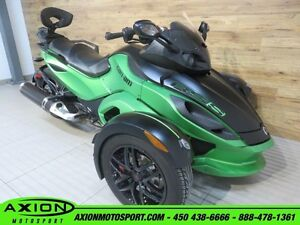 2012 Can-Am Spyder RS-S SE5 57.27$/SEMAINE