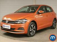 2018 Volkswagen Polo 1.0 TSI 95 SE 5dr Hatchback Petrol Manual