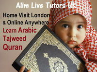 Arabic   Tajweed   Quran 🔷 One-To-One & Online - Experienced Male & Female Tutors For Children