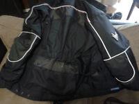 Manteau de Moto Frank Thomas Large