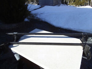 Thule Roof Rack with Short Roof Adapter