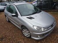 Peugeot 206 1.4 Look, Air Conditioning, Full Service History, Great Little Car,