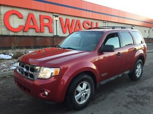 2008 Ford Escape 215KM, AWD, New Tires Remote Starter $5,700 OBO