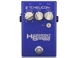 T.C ELECTRONICS HARMONY 2 VOCAL PEDAL NEW UNOPENED