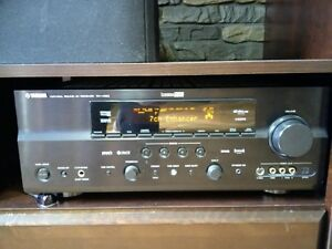 Yamaha Stereo Receiver and Paradigm Speakers