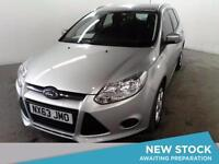 2013 FORD FOCUS 1.6 TDCi 115 Edge 5dr