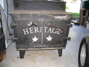 HERITAGE WOODSTOVE by Shelburne, Hwy 89, On