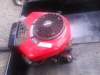 18hp v twin vanguard lawn tractor motor