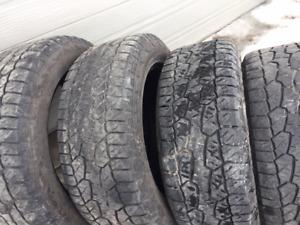 4x pneus d'été 275/55R20 113t Hankook Dynapro ATM