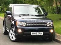 2013 Range Rover Sport 3.0 TD V6 HSE Black Edition 4X4 5dr SUV Auto (start/st...