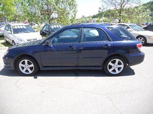 Subaru Impreza 5dr Wgn 2.5i Manual 2006