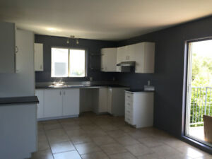 Grand 5 1\2 style condo situé à Chambly