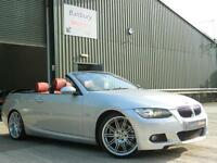 BMW 3 Series 3.0 325i M Sport Convertible 2d 2996cc auto
