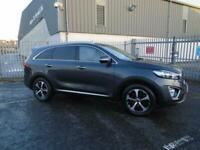 2015 Kia Sorento CRDI KX-3 ISG 4X4 Estate Diesel Manual