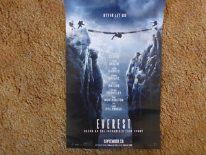 Movie posters  Everest and Gravity movie ads. Cambridge Kitchener Area image 2
