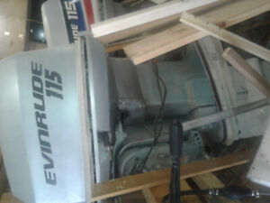 115Hp Evinrude Outboards