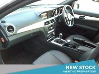 2011 MERCEDES BENZ C CLASS C180 BlueEFFICIENCY Sport 4dr