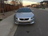 2008 Honda Accord coupe 2 door EX-L V6