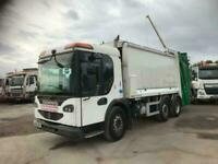 WE ARE OPEN AS USUAL...DENNIS ELITE 2 6 X2 BIN LORRY