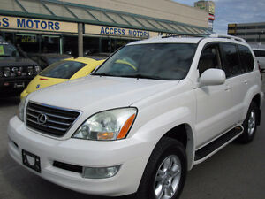 2005 Lexus GX470 SUV, IMMACULATE CONDITION, 7 PASS, MUST B