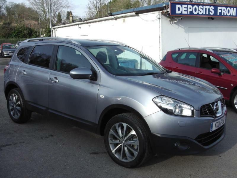 2011 nissan qashqai tekna plus dci 2 4wd 7 seater 4x4 diesel in saltford bristol gumtree. Black Bedroom Furniture Sets. Home Design Ideas