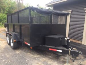 DUMP TRAILER $7990 BRAND NEW financing available