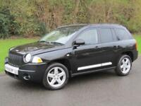 2009 59 Jeep Compass 2.4 Limited Manual 5 Door 4x4