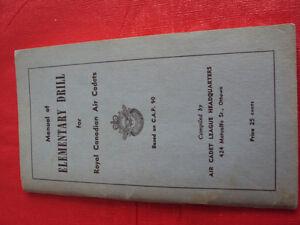 Air Cadets Drill Manual