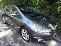 Honda Civic 2.2i-CTDi ES 2009 59 PRESTON